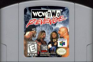 WCW-nWo Revenge (USA) Cart Scan